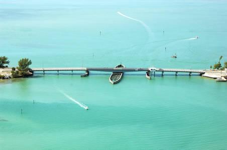 Gasparilla Island Causeway Swing Bridge