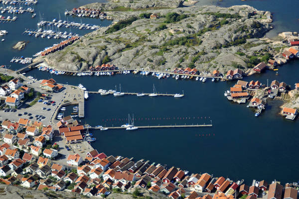 Hunnebostrand Seaport