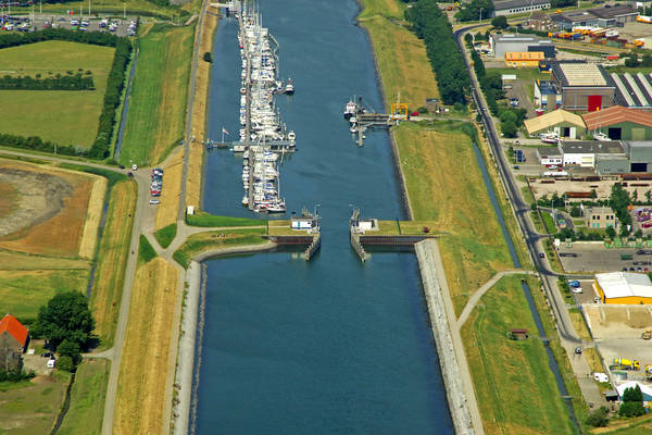 Haven Canal Lock