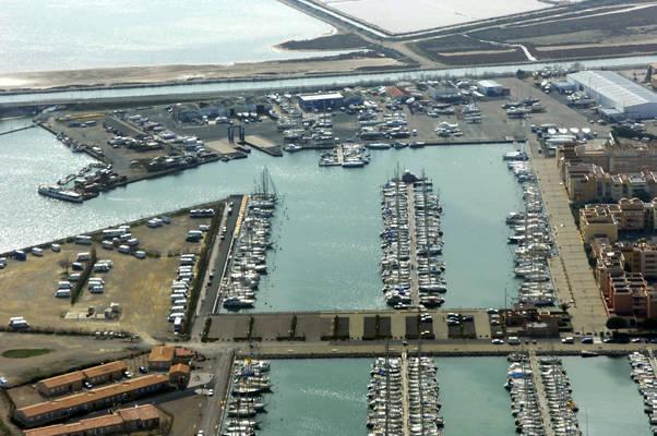 Gruissan Basin 3 Marina