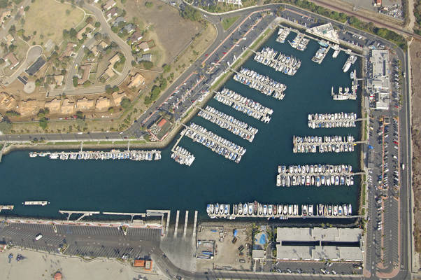 Oceanside Harbor Marina