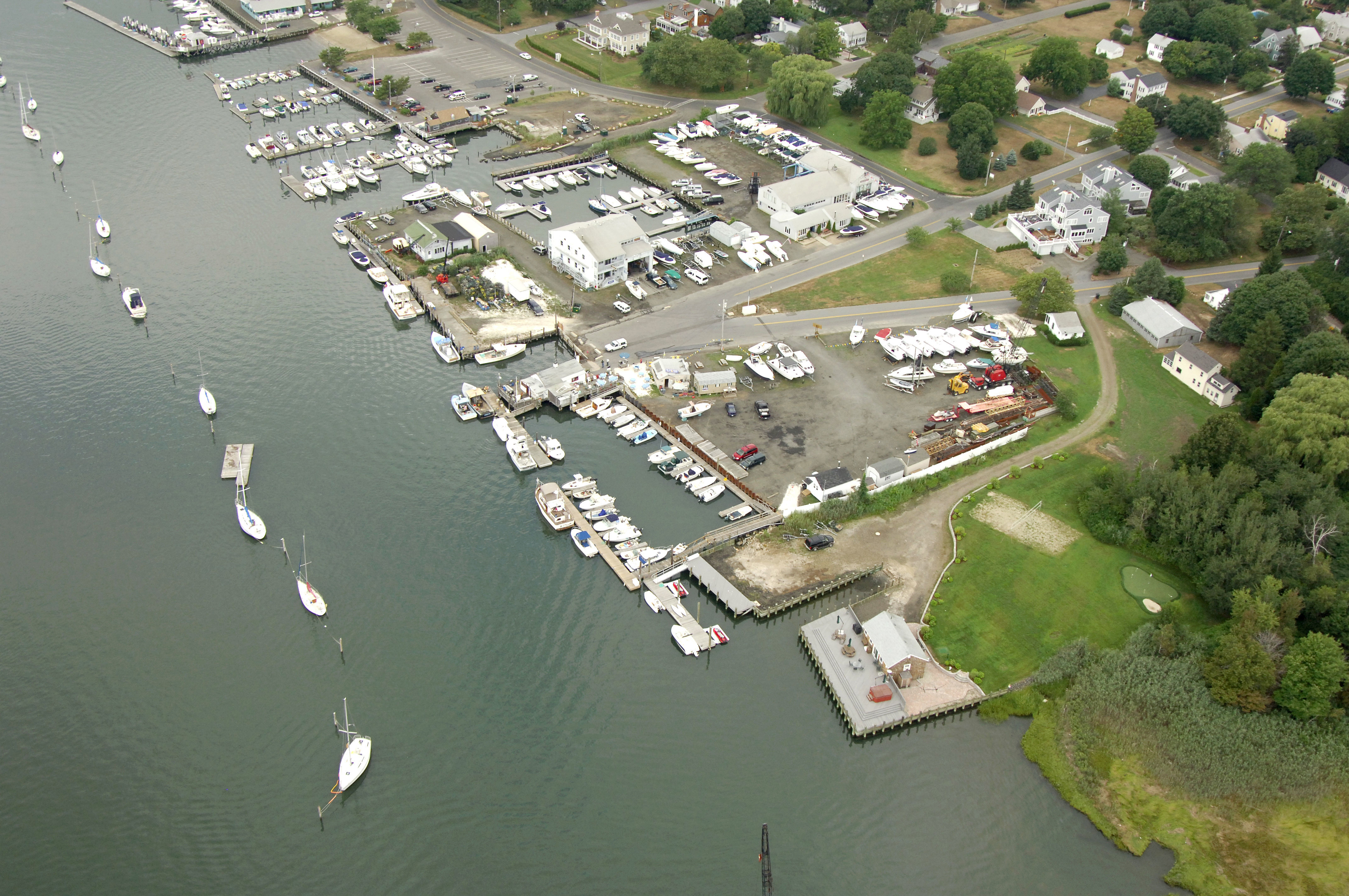 Lobster Landing in Clinton, CT, United States - Marina ...