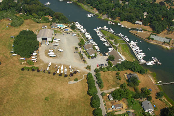 The Island Boatyard & Marina