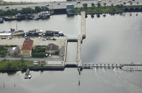 Ved Slusen Bridge
