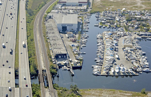 Griffin Harbor Marina (formerly Thunderboat Marina)