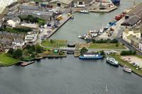 Glasson Dock Swing Bridge