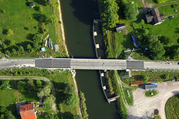 Vaeddoe Canal Swing Bridge