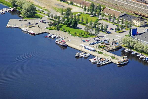Mikkeli Salvilahti Harbour