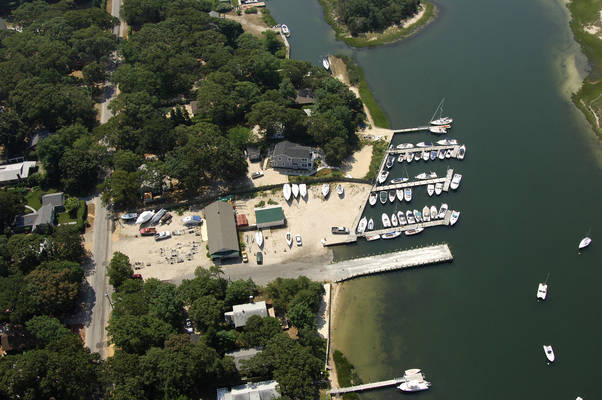 Hidden Cove Marina Inc
