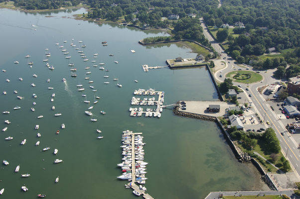 Hingham Harbor Marina