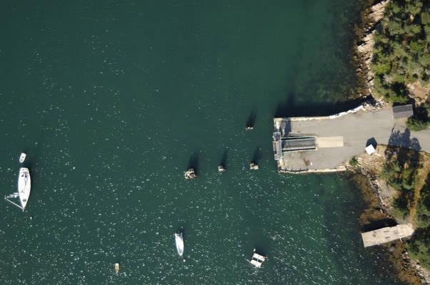 Frenchboro Ferry Dock