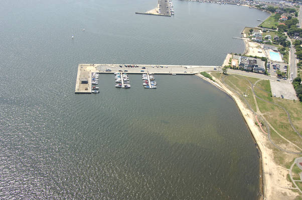 Patchogue's Mascot Dock