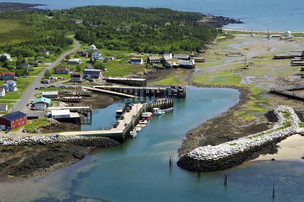 White Head Island Ferry Harbor