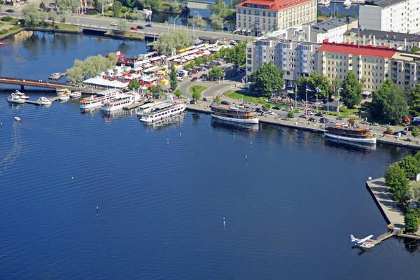 Savonlinna Matkustajasatama Harbour