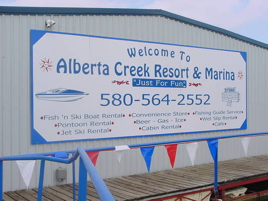 Alberta Creek Resort & Marina