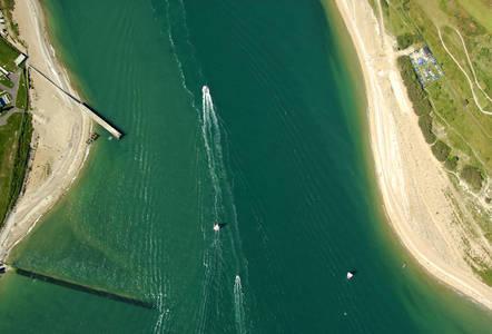 Langston Harbour Inlet