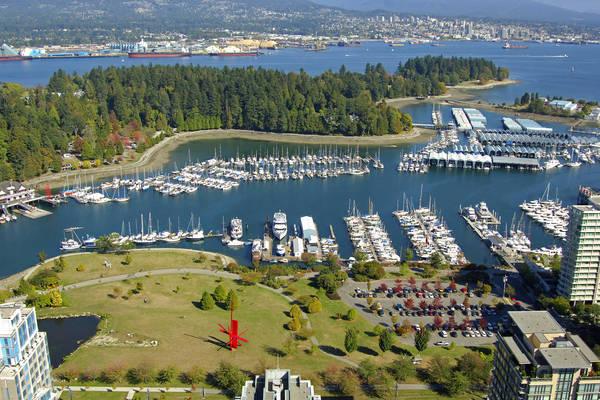 Harbour Cruises Marina