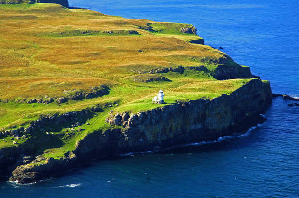 Sanday Island Lighthouse