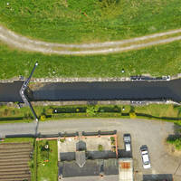 Royal Canal Lock 25