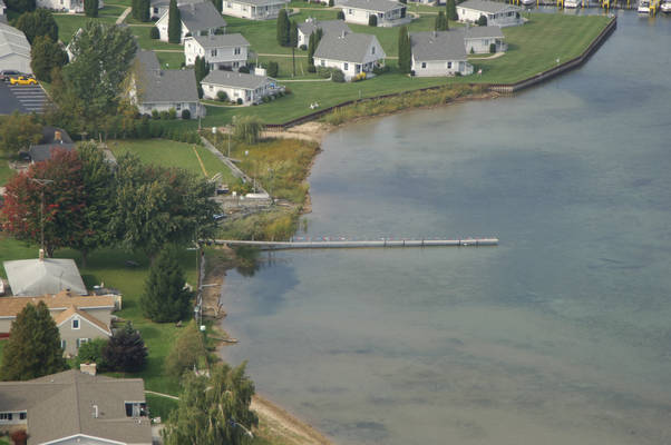 The Boat House - Portage Lake