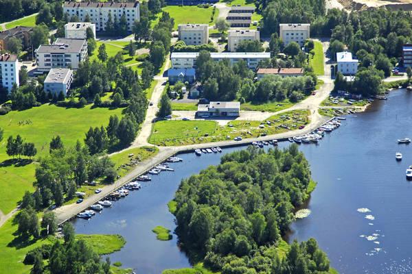 Oulu Kuusiluoto Marina