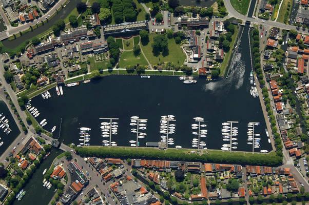 Westerhaven Marina