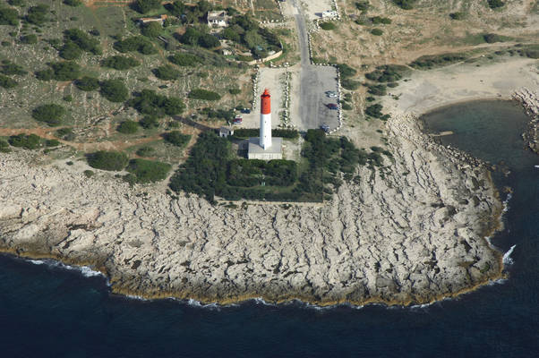 Cap Couronne Lighthouse