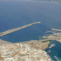 Gallipoli Porto Mercantile Marina
