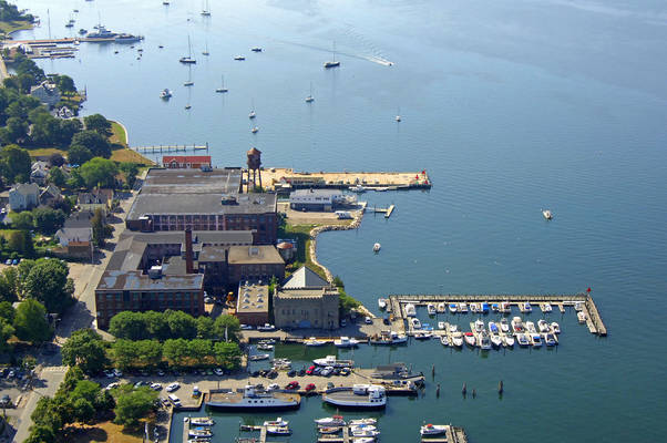 Town of Bristol Marina and Maritime Center