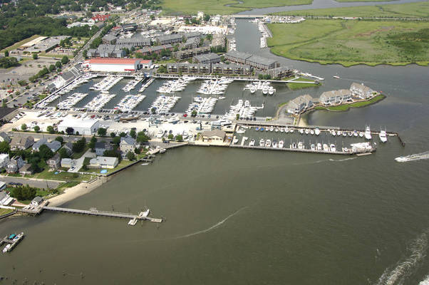 MarineMax Somers Point Marina