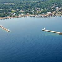 Grand Marais Harbor Inlet