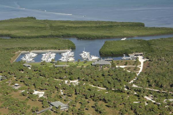 Caladesi Island State Park Marina