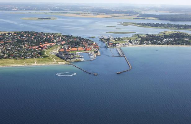 Karrebæksminde Harbour