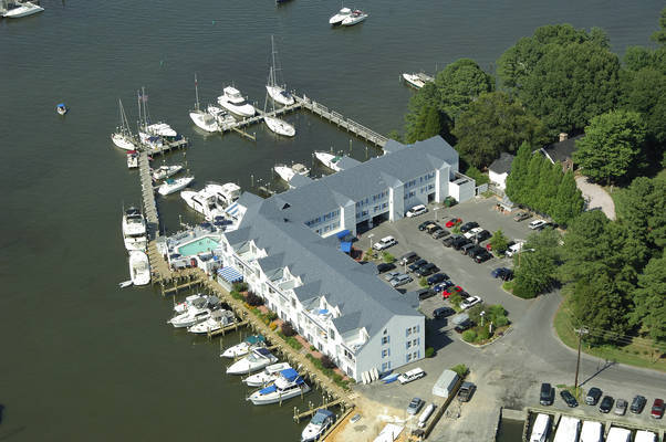 St Michaels Harbour Inn Marina & Spa