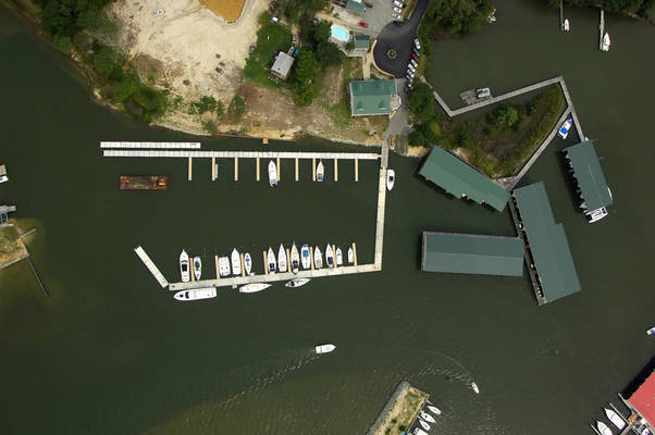 Regatta Point Yachting Center (Dozier's)
