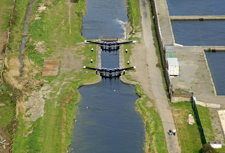 Grand Canal Lock 5