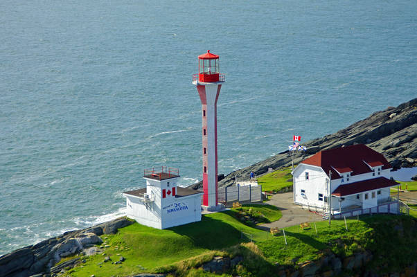 Cape Forchu Lighthouse