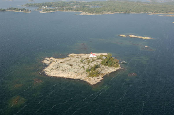 Brebeuf Island Light (Brebeuf Island Light)