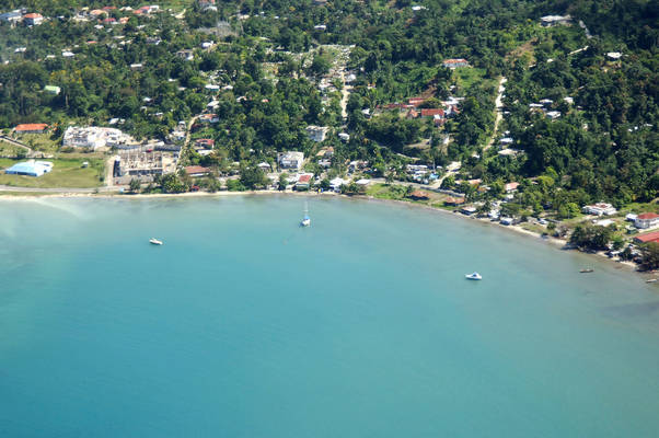 Port Antonio East Harbour Anchorage
