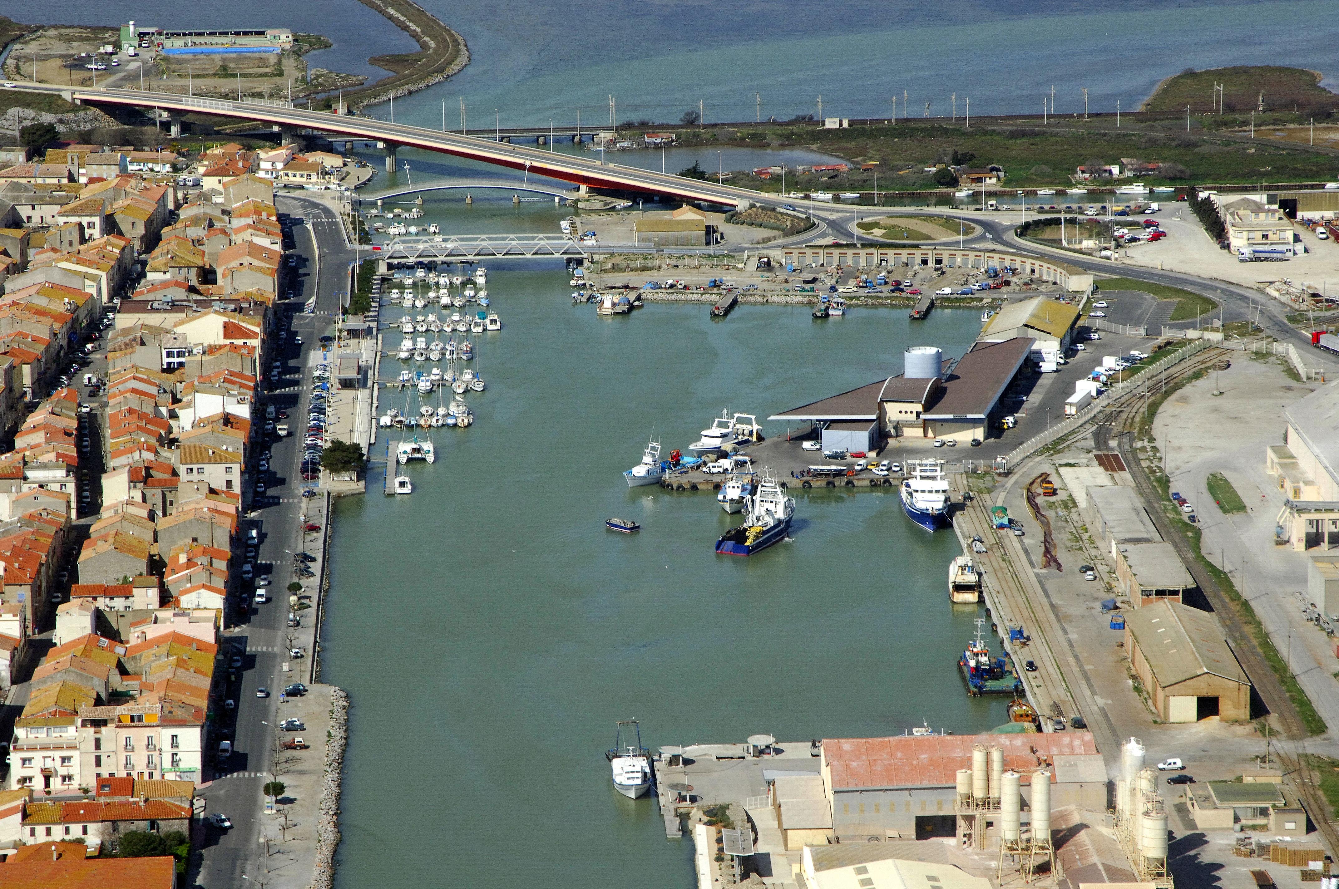 Port la nouvelle marina in port la nouvelle languedoc roussillon france marina reviews - Windfinder port la nouvelle ...