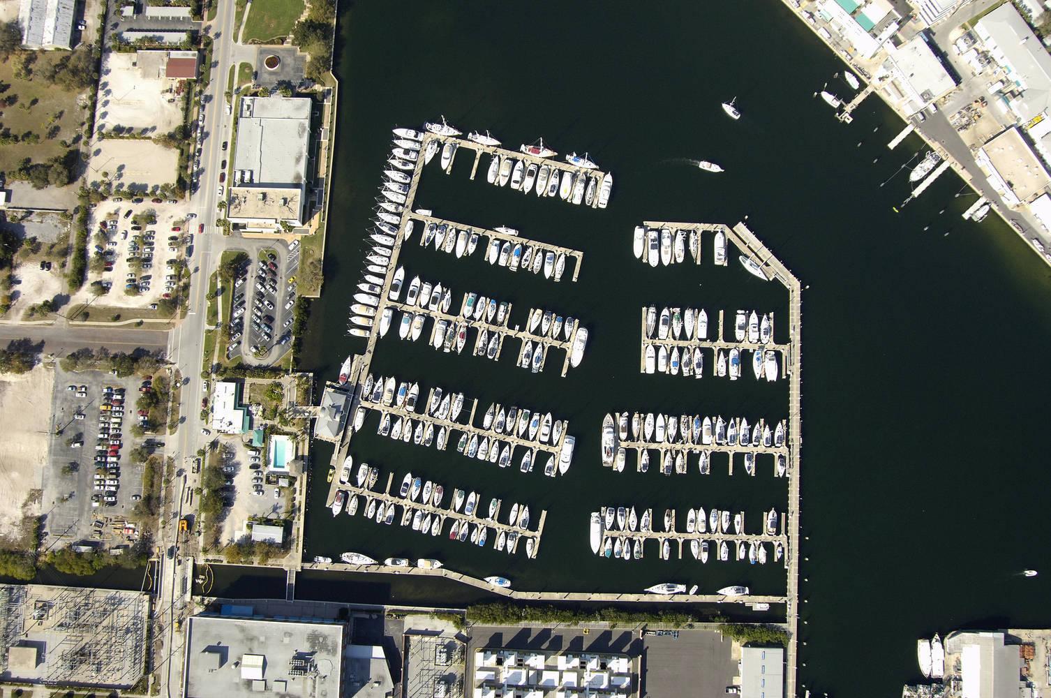 Safe Harbor Harborage Marina Slip Dock Mooring