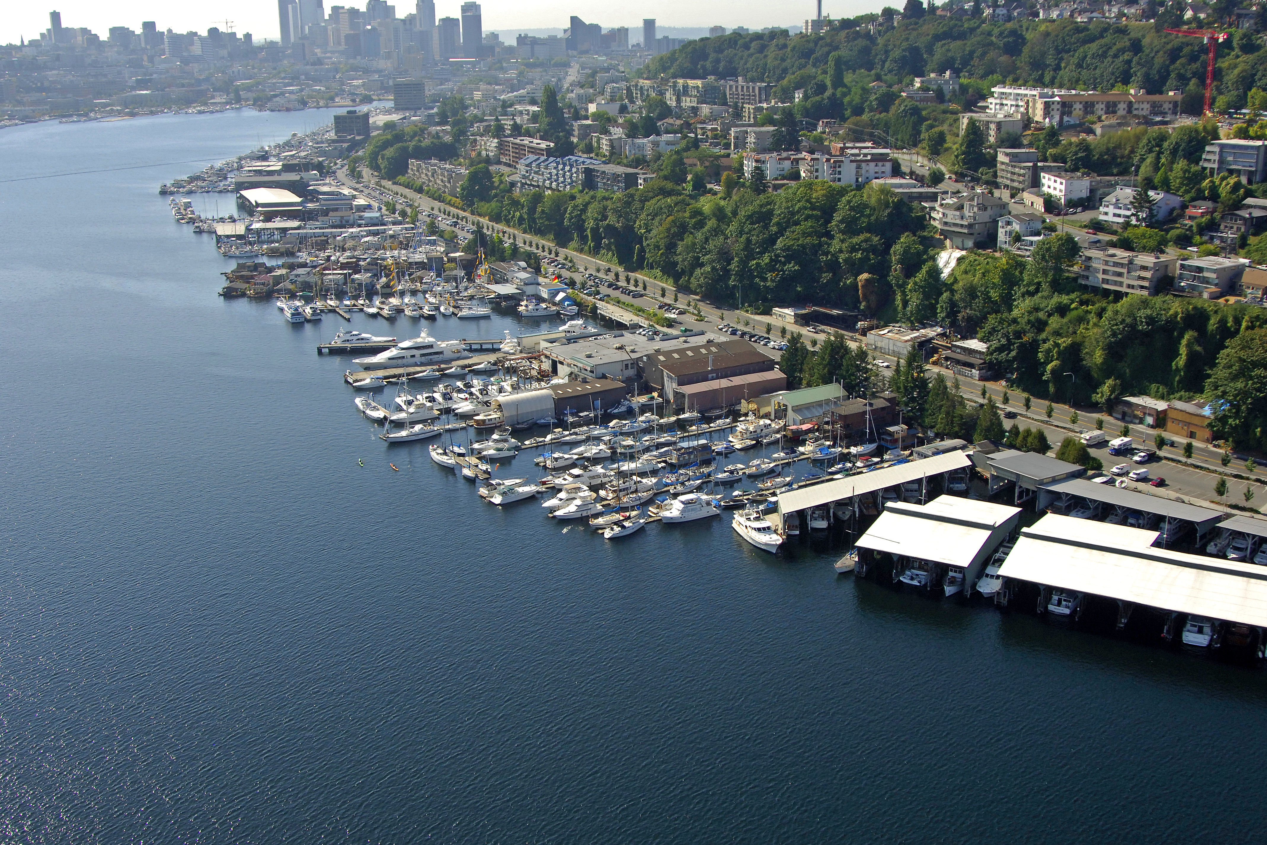 Nautical Landing: top marinas and anchorages in Washington