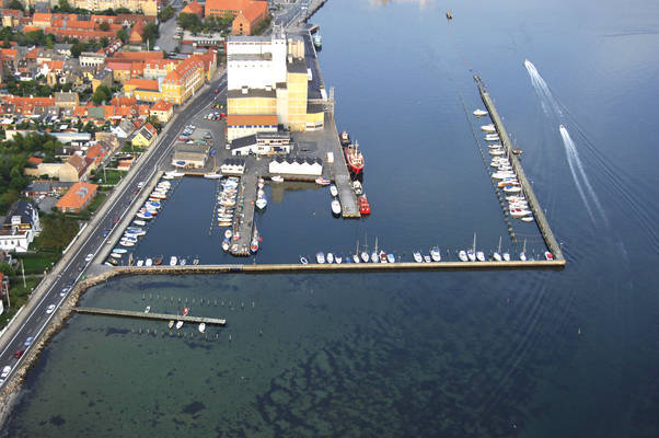 Kalundborg North West Harbour