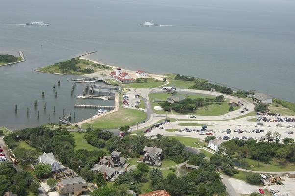 Silver Lake Marina & Ocracoke Park Dock