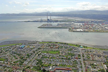 Dublin Harbour Anchorage