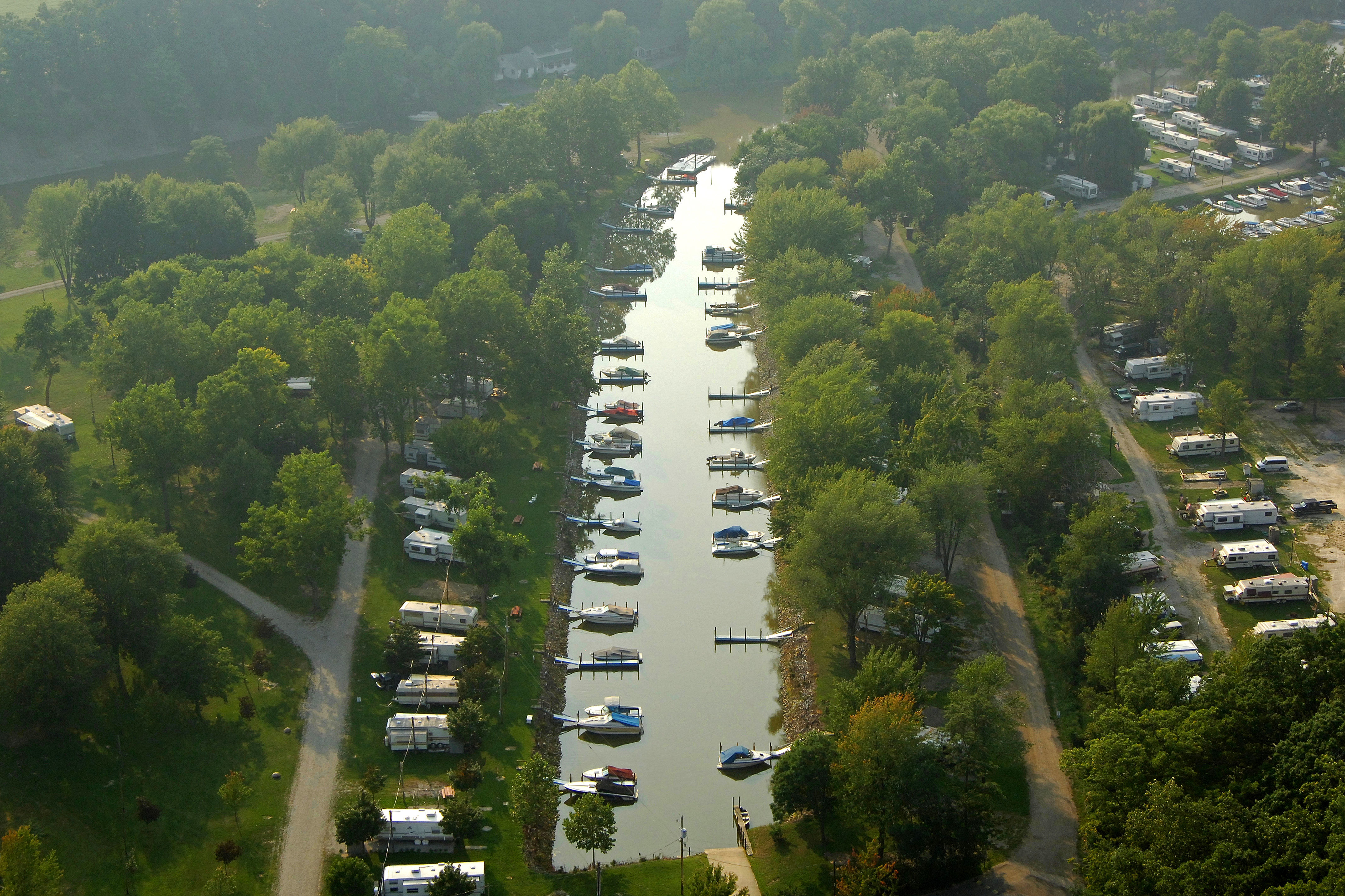 Riverview RV Park & Marina in Vermilion, OH, United States ...