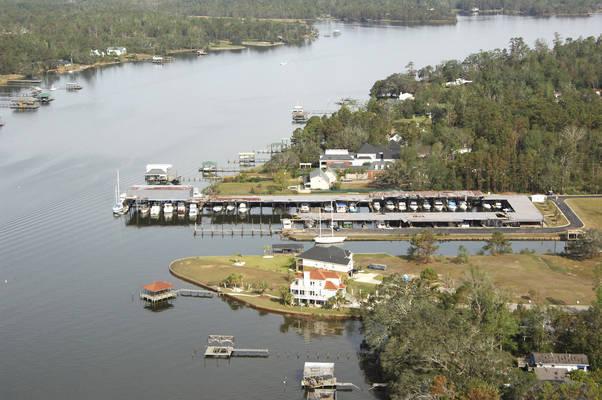 Reiver Yacht Basin Marina