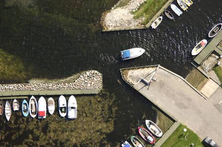 Sandvig Fiskerihavn Inlet