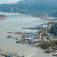 Hirvensalo Lauttaranta Harbour