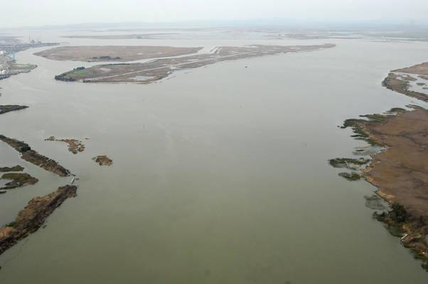 San Joaquin River Inlet